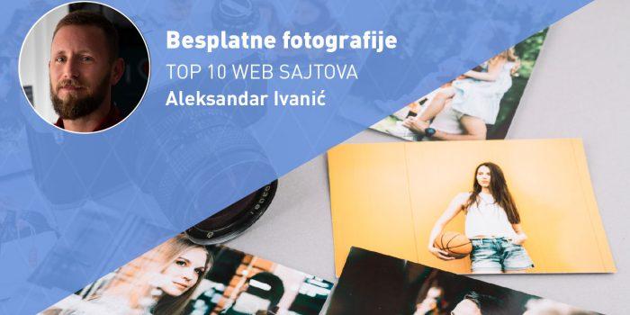 Besplatne fotografije – TOP 10 web sajtova