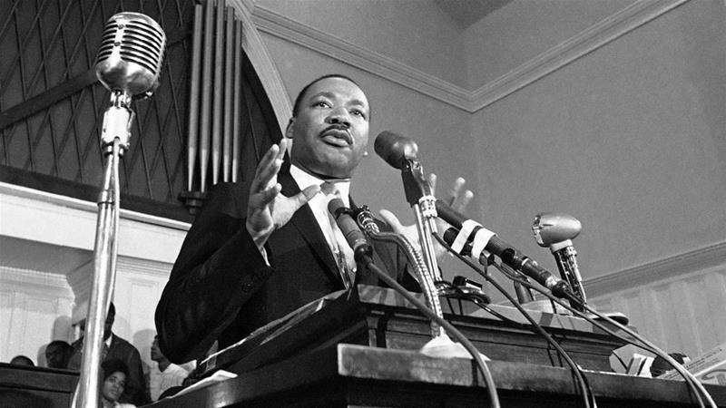 Martin Luther King: istorijske lekcije iz marketinga