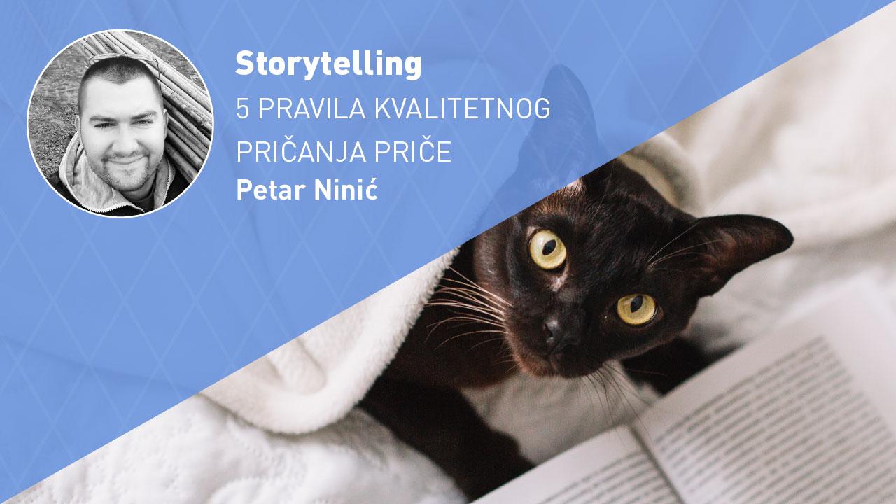 storytelling 5 pravila kvalitetnog pričanja priče