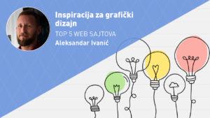 sajtovi za inspiraicju za grafički dizajn