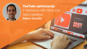 youtube optimizacija