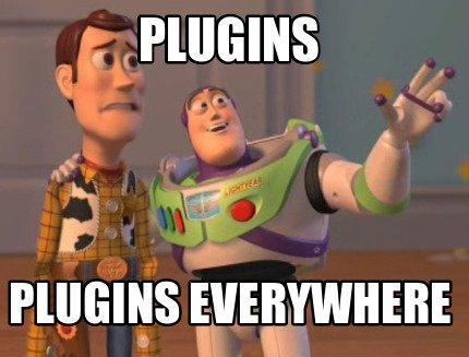 kako napraviti wordpress web sajt: plugin-i