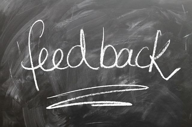 feedback i user experience