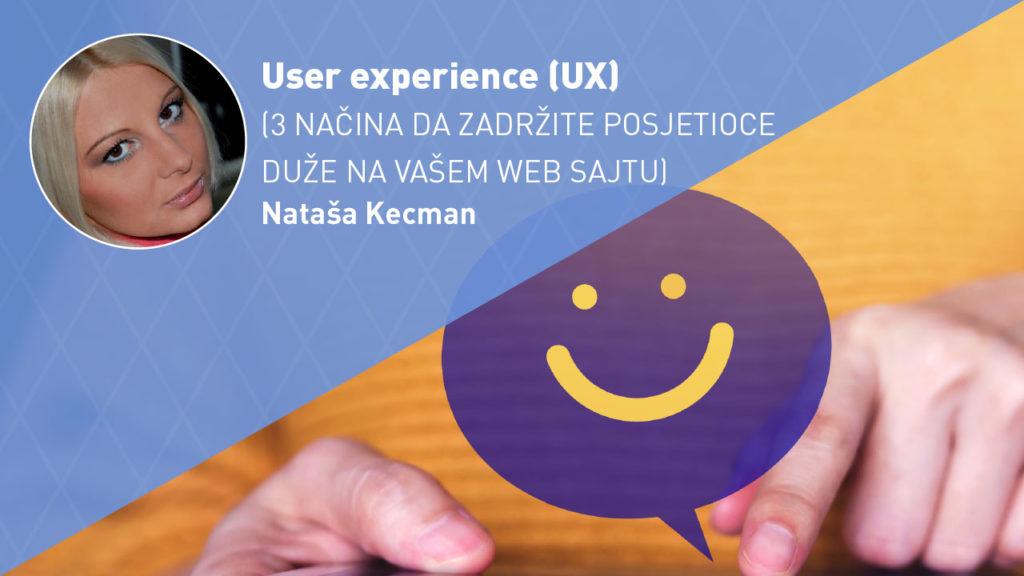 user-experience-savjeti-moja-digitalna-akademija-natasa-kecman