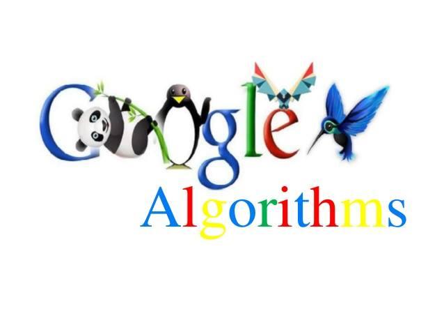 guglovi algoritmi