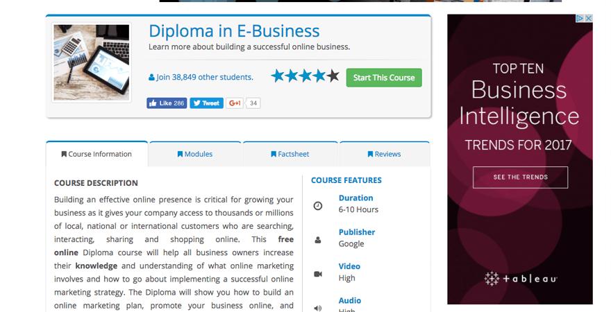 Besplatni online kursevi digitalnog marketinga