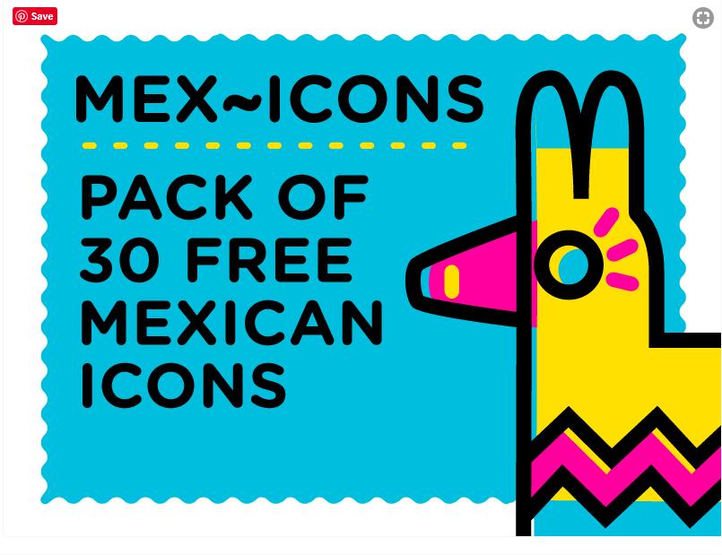 mex-icons besplatne ikonice i besplatni resursi za webdizajn