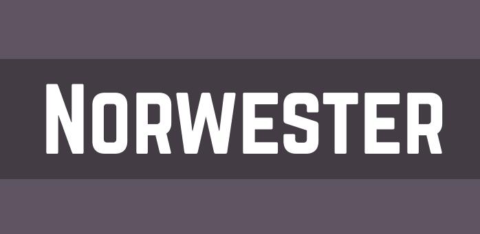 norwester font besplatni resursi za web dizajn