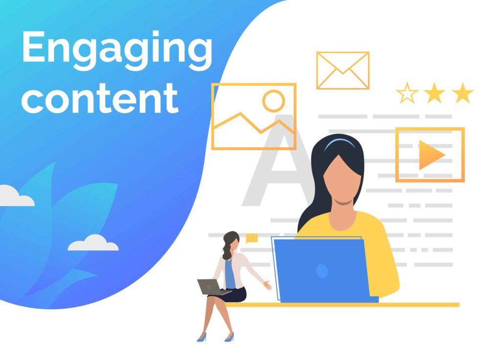 društvene mreže i content writing