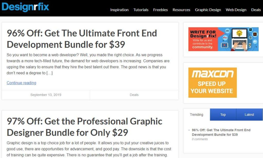 designrfix grafički dizajn