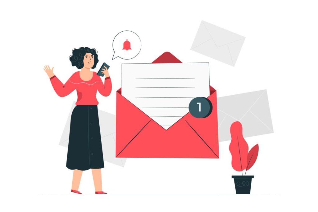 slanje newslettera i ponude za saradnju