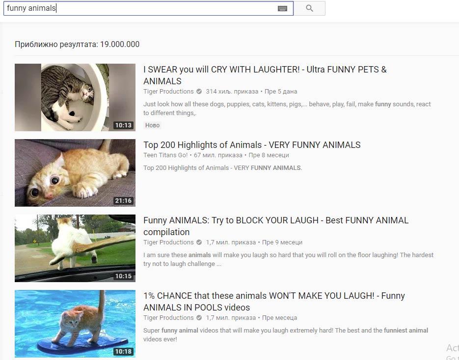 kako kreirati youtube kanal: dužina video zapisa