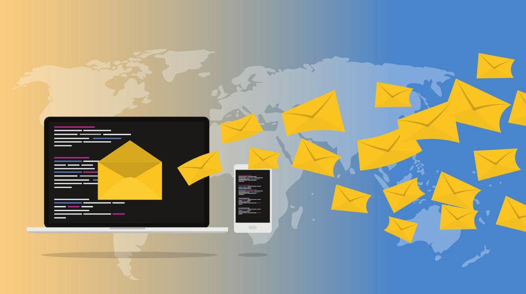 email poruke: newsletter i ponuda za saradnju
