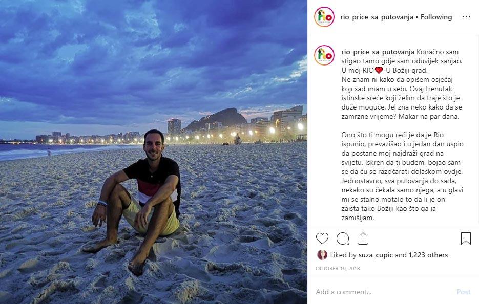 Robert Dacešin kako povećati broj pratilaca na Instagramu