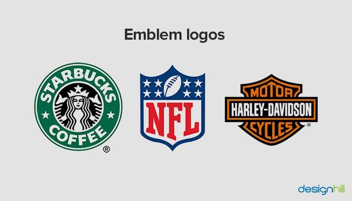 Logo dizajn trendovi za 2020. godinu - amblem