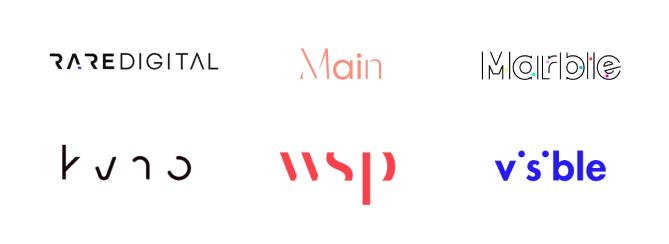 nedovršen logotip