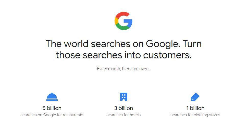 Google Alati: Google MyBusiness